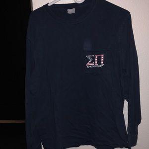 Tops - Frat long sleeve T-shirt